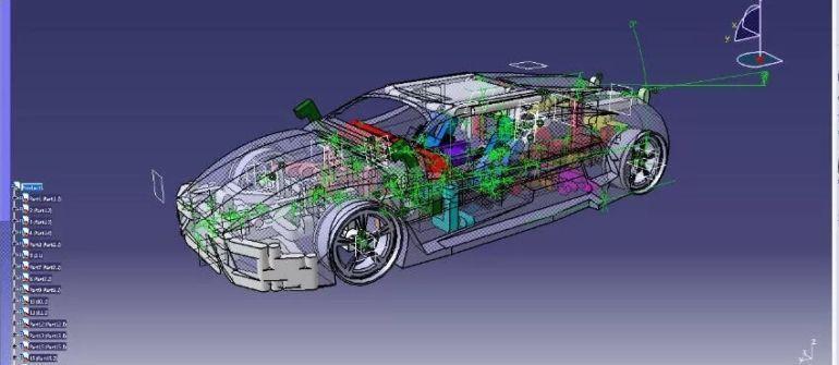 Wie funktioniert Reverse Engineering mit CATIA?