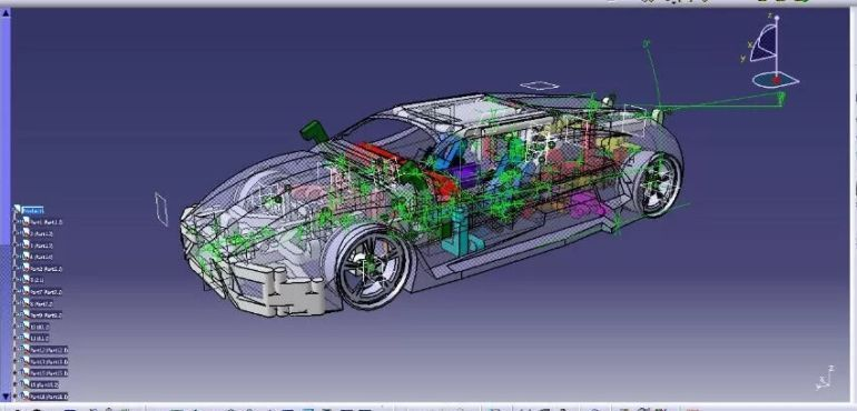 catia-reverse-engineering