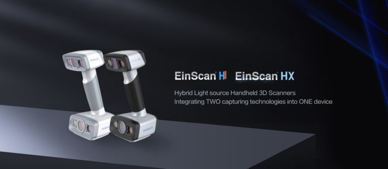 An Introduction into the World of 3D Scanners