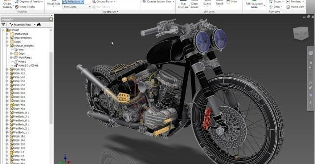 How to manage and export valid 3D files for 3D printing from Autodesk Inventor?