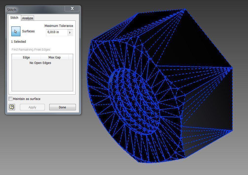 Entwurf von 3D-Dateien Fehler vermeiden