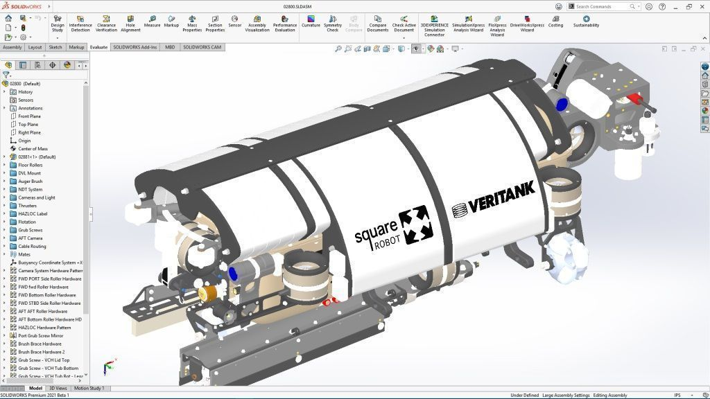 Modeling Technology of Solidworks