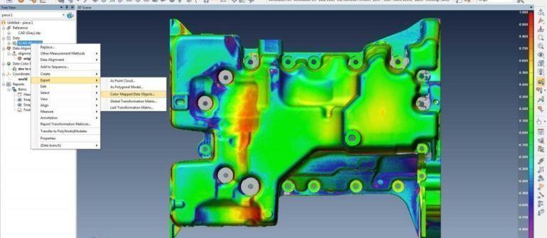Scan-to-CAD-Ausrichtungsmethoden